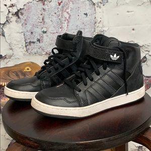 Adidas ortholite black shoes 5.5